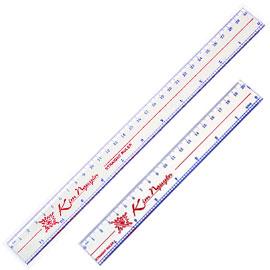 Thước Kẻ Cứng 30cm