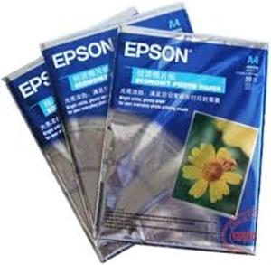 Giấy in ảnh 230g Epson ( 20 tờ )