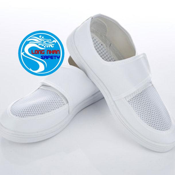 Giày Bảo Hộ Lưới Phòng Sạch