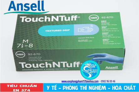 Găng tay y tế cao cấp Ansell 92-670 - ANSELL-92-670