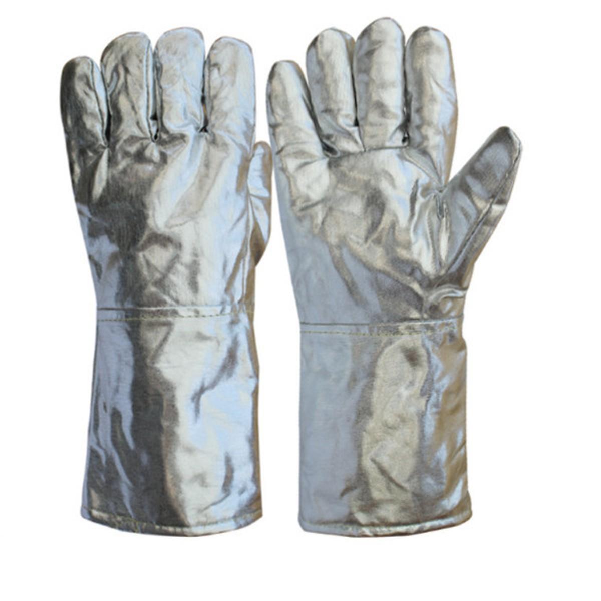 Găng tay tráng bạc chịu nhiệt Castong PCRR15-34