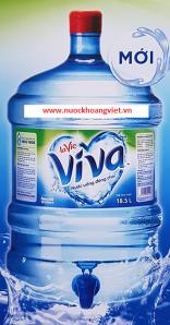 Nước Tinh Khiết Lavie - Viva 19 Lít